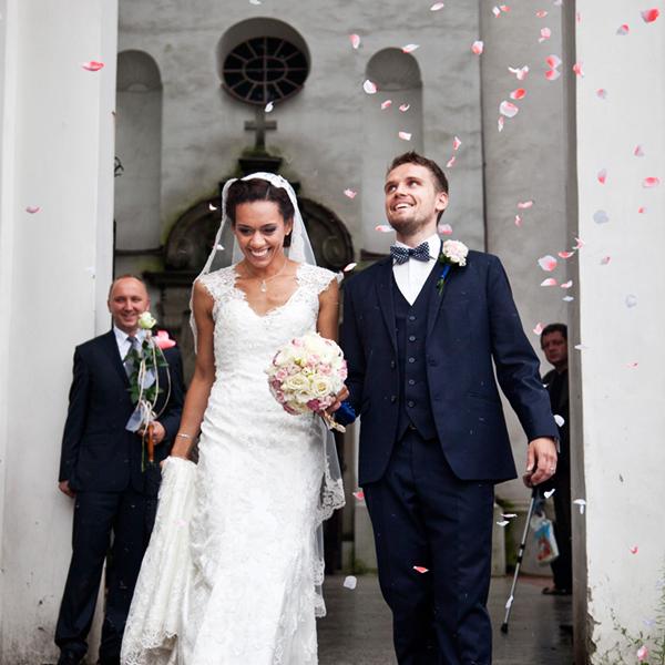Floriane + Adam - reportaż ślubny