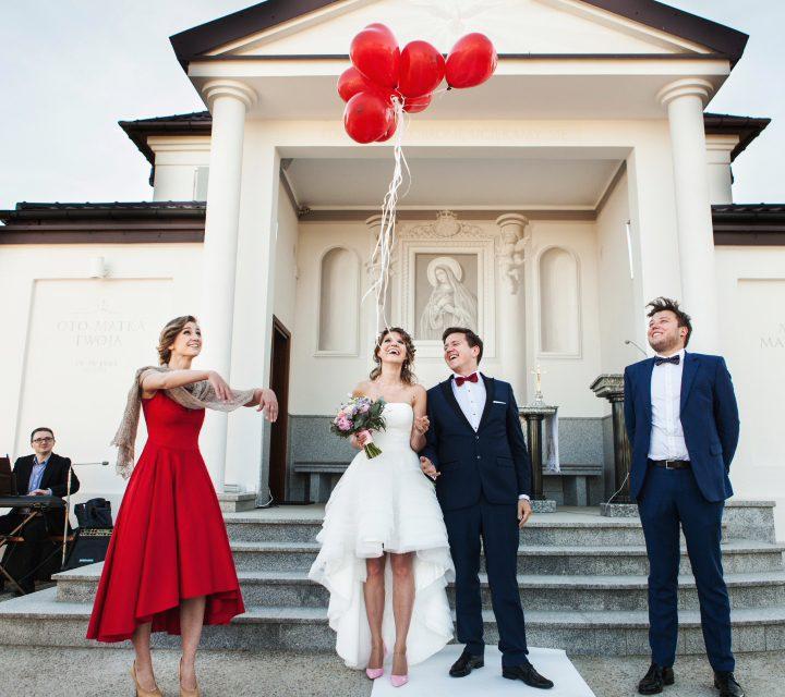 Zapowiedź reportażu ślubnego Justyny & Piotra