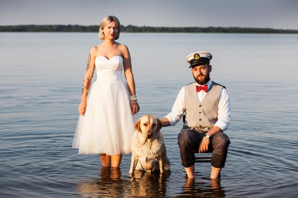 Sesja plenerowa Małgosi & Bartosza