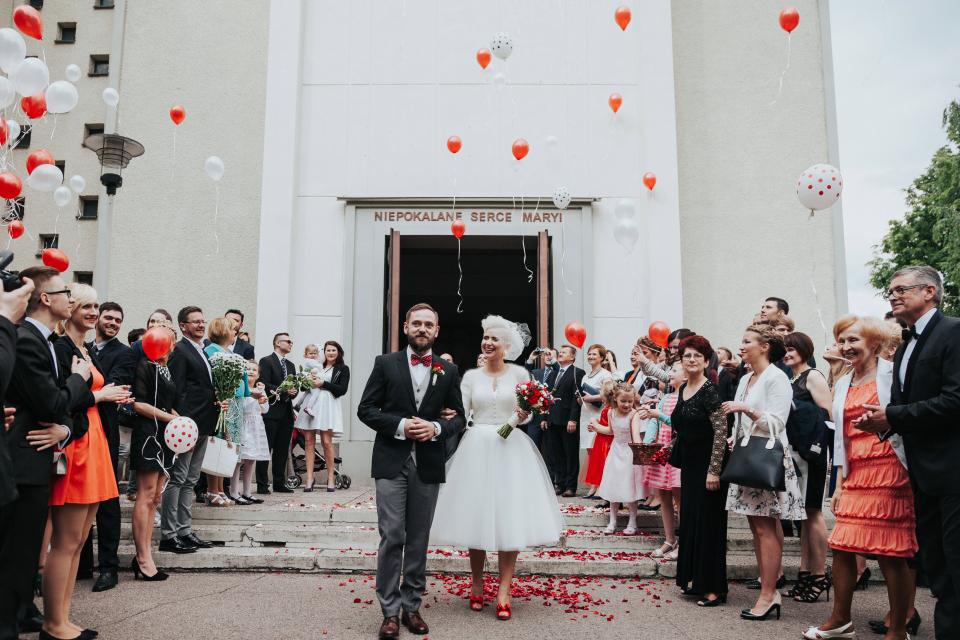 Reportaż ślubny Małgosi & Bartosza