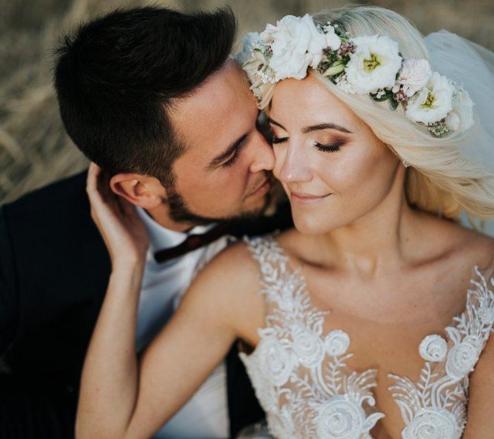 Ślubna sesja plenerowa Białystok - Ola & Marcin
