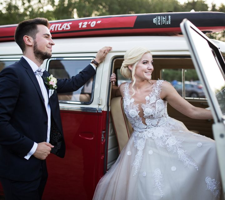 Zapowiedź reportażu ślubnego Oli & Marcina